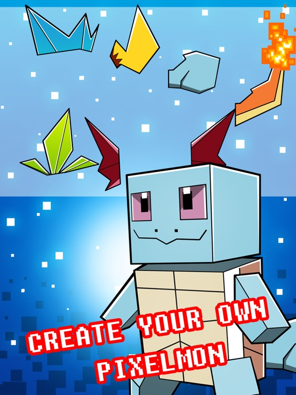 create your own monster craft hero - for pokemon on the app store