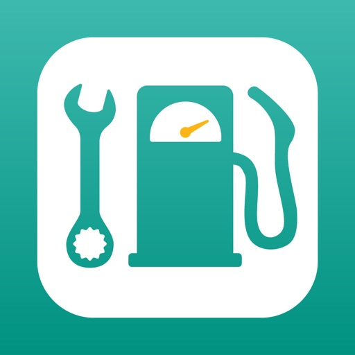 Gas Cubby By Fuelly Mpg Mileage Fuel Economy Icon
