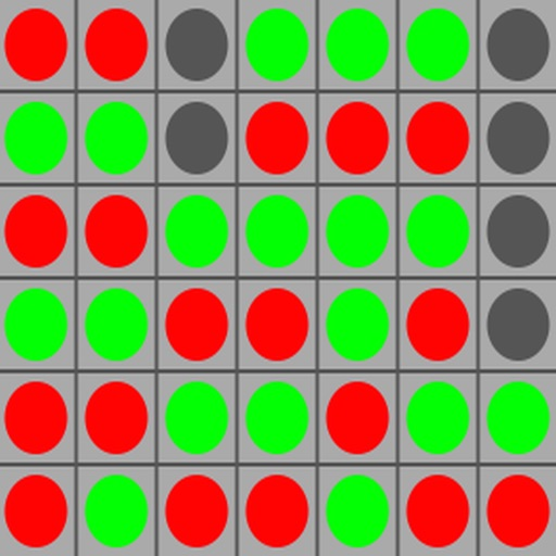 Connect Four - Four in a Row Game iOS App