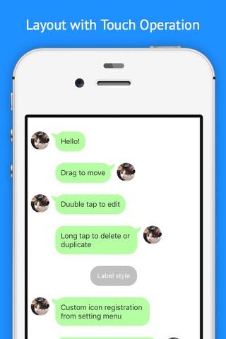 StickyTalking screenshot 1