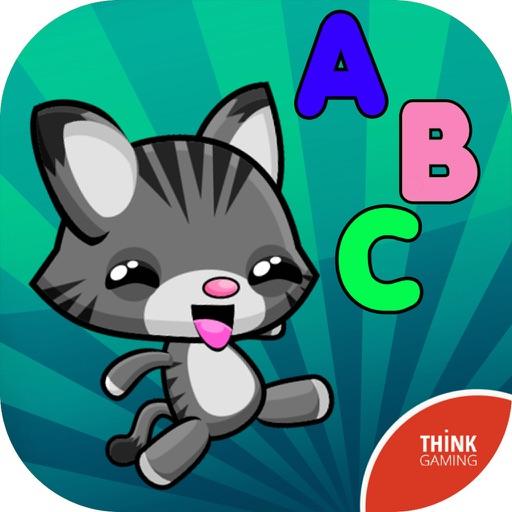 ABC for kids learn Alphabet Animals Games iOS App
