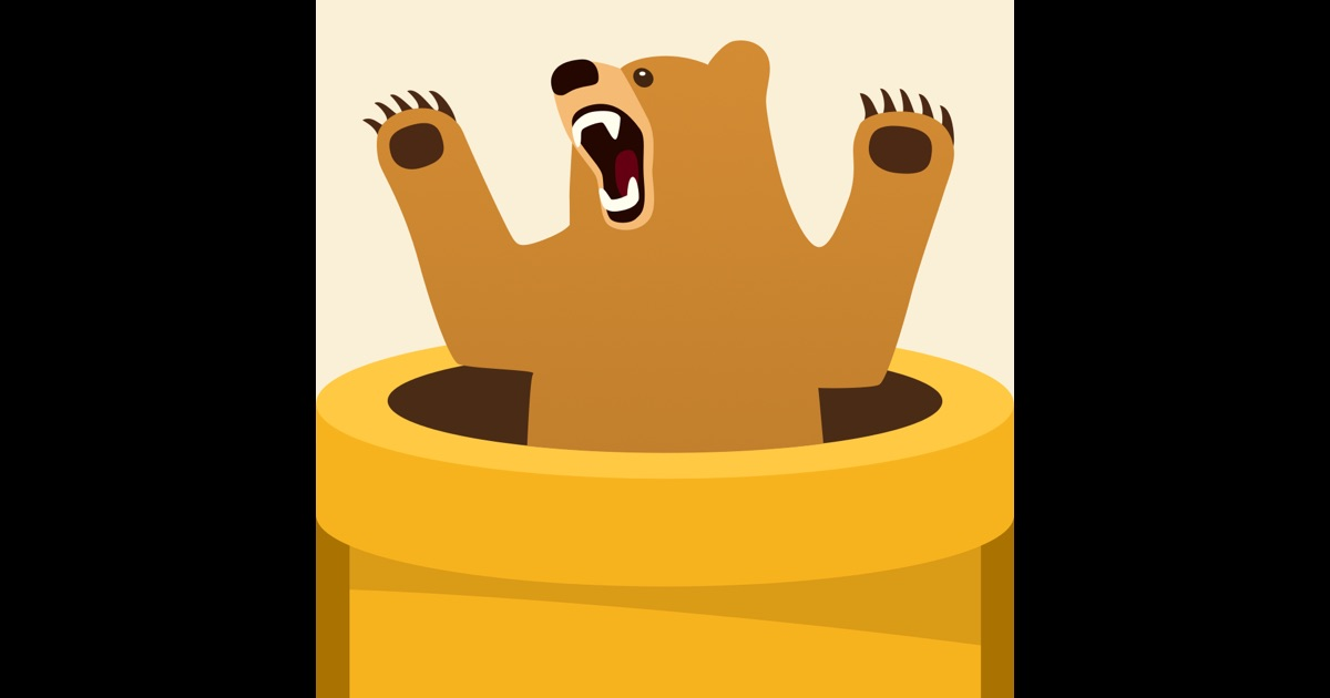 TunnelBear Free VPN - Unlimited Secure VPN Proxy on the App Store