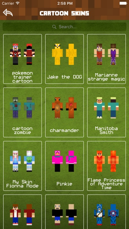 Cartoon Youtuber Skins For Minecraft PE Edition By Nidhi Mistri - Skins para minecraft pe youtuber