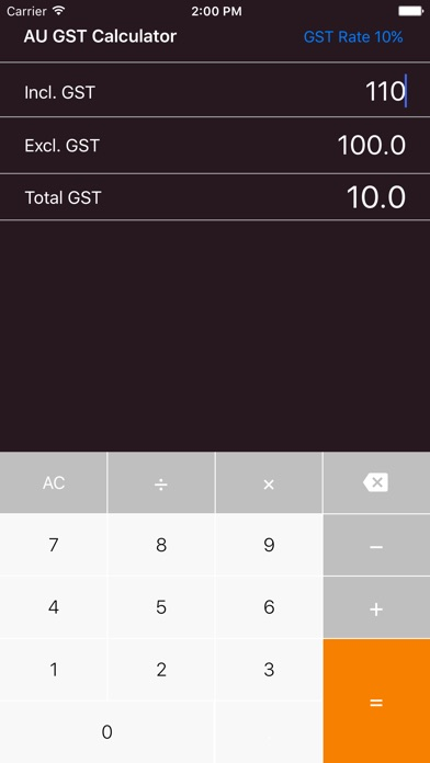 how to calculate gst return nz