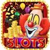 Crazy Circus DoubleUp Party Slots Lucky 777 Casino