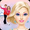 Figure Skater - Girls Makeup & Dressup Salon Game