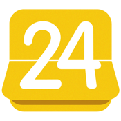 24me Smart Personal Assistant: Calendar & Tasks icon