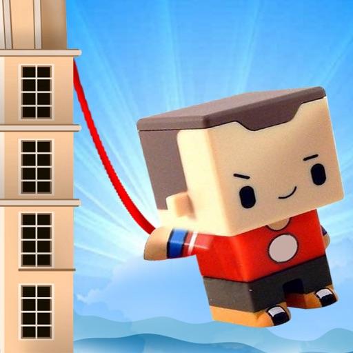 Blocky Spider - Free 3D Tower Blocks Addictive Endless Game iOS App