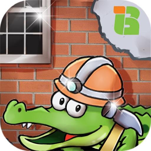 BIG CROCO CLIMBER iOS App