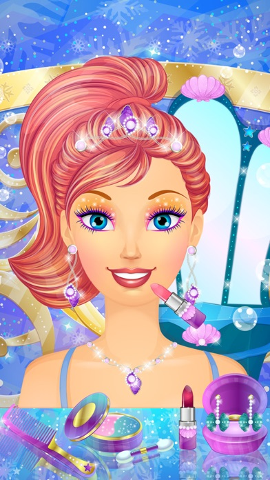 Mermaid Dress Up Games for Girls