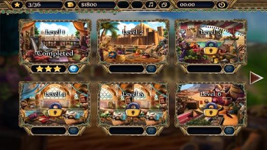 Merchant Of Persia-Hidden Object Games Screenshot
