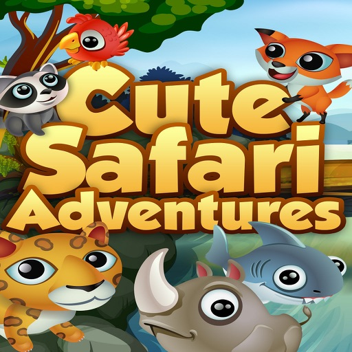 Cute Safari Adventures iOS App