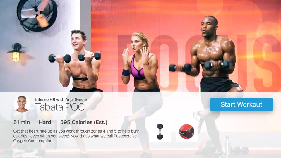 Apple TV screenshot