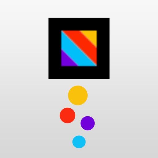 Color Rush Bounce iOS App