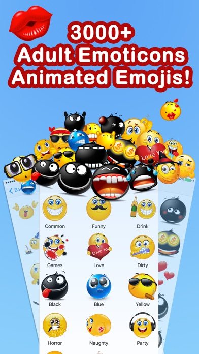 download Emoticons Keyboard Pro - Adult Emoji for Texting apps 3