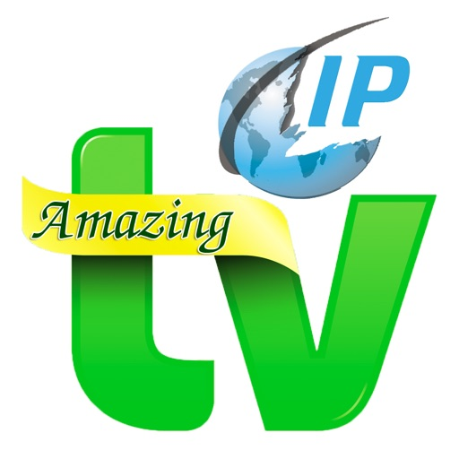 IPTV (Amazing): M3U, XSPF Playlist iOS App