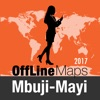 Mbuji Mayi 離線地圖和旅行指南
