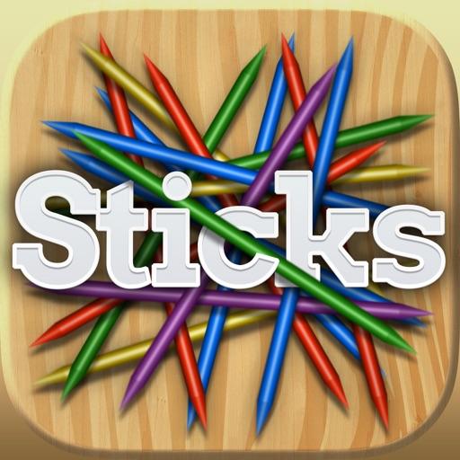 挑棒子:Sticks HD【童年经典】