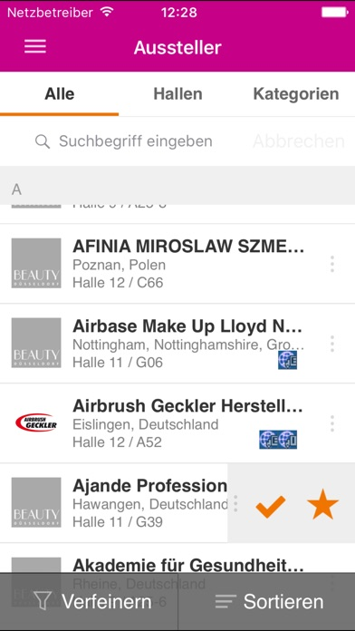 Screenshot von BEAUTY DÜSSELDORF4