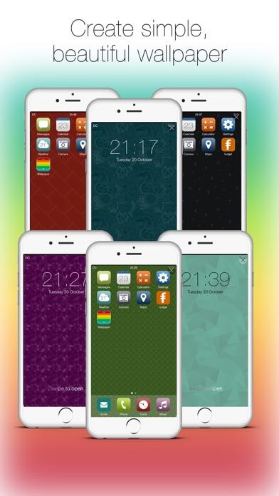 Wallpaper Maker Hd Lock Home Screen Designer App
