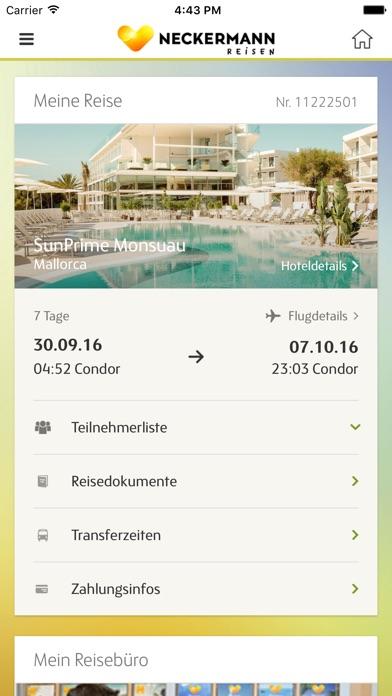thomas cook travelguide im app store. Black Bedroom Furniture Sets. Home Design Ideas