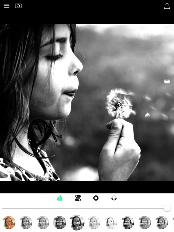 BlackCam - Black&White Camera Screenshots