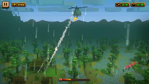 Dustoff Вертолет спасения Screenshot