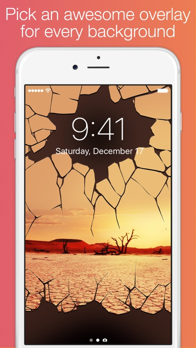 Lock Screens - Free Wallpapers & Background Themes Screenshot 3