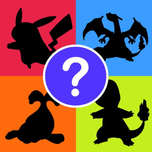 Cartoon Quiz For Pokémon Fans iOS App