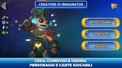 Screenshot of Skylanders™ Creator2