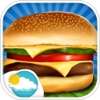 Sky Burger Maker Cooking fever - Kids Games sky burger