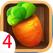 守护萝卜4(全民保卫战)一保护植物家园守卫拯救疯狂的胡萝卜游戏23