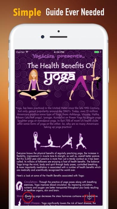 Хатха-йога для начинающих-видео и учебники РуководСкриншоты 2