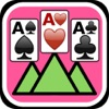 Tri Peaks Solitaire - Classic Relaxing Card Game