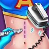 Superhero Doctor - Bone Surgery Simulator