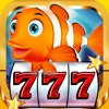 #1 Slot Machine Yellow Fish Casino in GoldFish Era