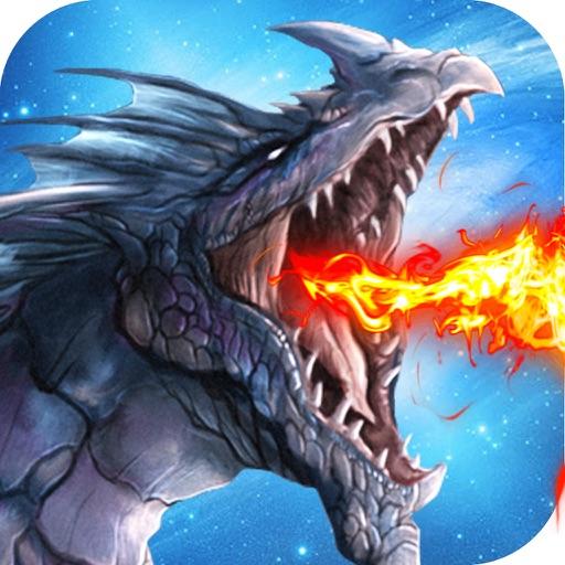 Dragons Kingdom War: Puzzle RPG