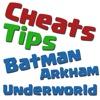 Cheats Tips For Batman: Arkham Underworld