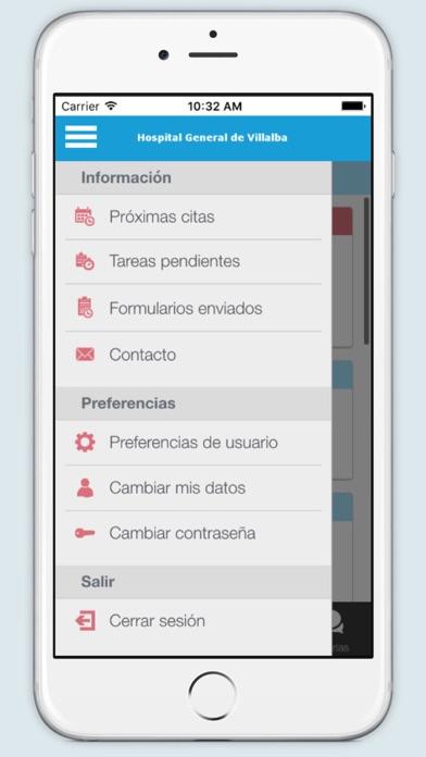 download Hospital General de Villalba apps 1