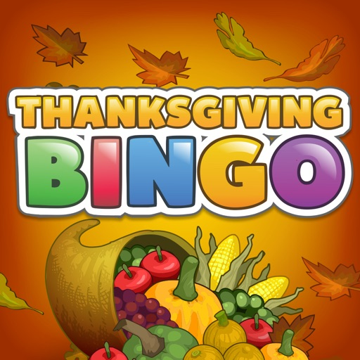 Thanksgiving Bingo - FREE Bingo and Slots Game