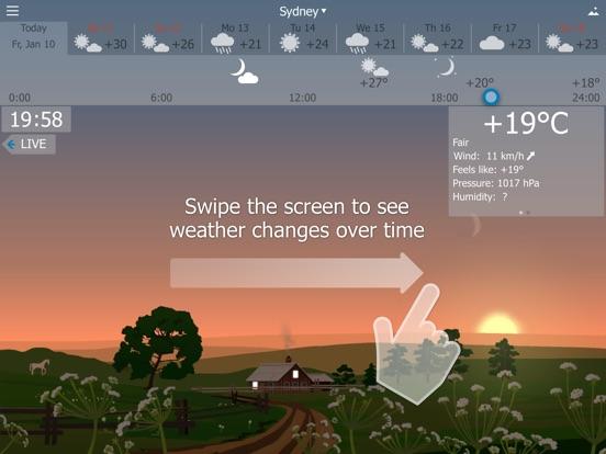 YoWindow Weather Screenshots