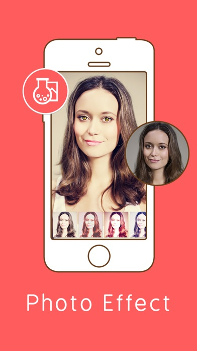 Screenshot for Eye Color Changer -Face Makeup in Austria App Store