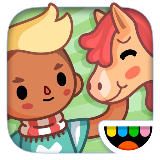 Toca Life: Stable app for ipad