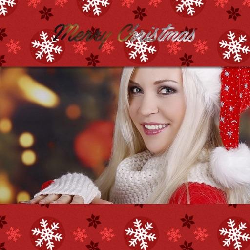 Christmas Picture Frame - Beauty Frames iOS App