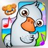 Tier Musik Band Party Kostenlose Spiele für Kinder