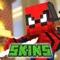download Super Héros Peaux Pour Minecraft Pocket Edition PC