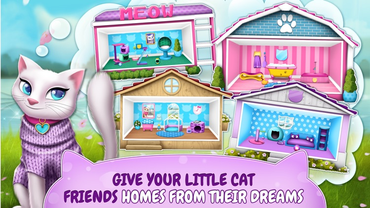 Home Decor Games home interior design games inspiring good games home design online house of samples model Pet Cat House Decoration Games My Home Simulator