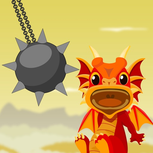 Cut The Dragon Chain Ball iOS App