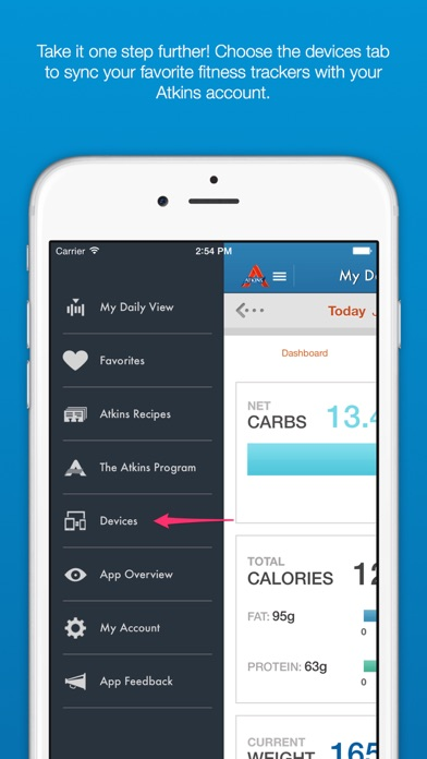 Carb Counter & Diet Tracker by Atkins on the App Store