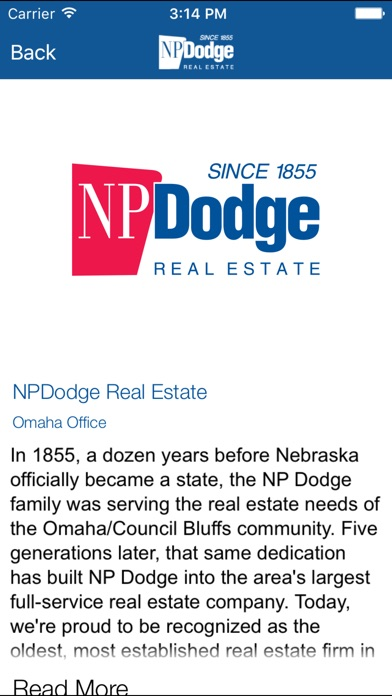 Npdodge Real Estate On The App Store